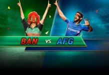 Bangladesh vs Afghanistan, Only Test: