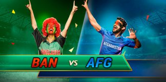 Bangladesh vs Afghanistan, Only Test: