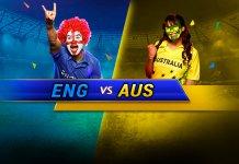 England vs Australia, 5th Ashes Test