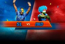 India vs Sri Lanka, 1st semi-Final, U19 Asia Cup 2019: