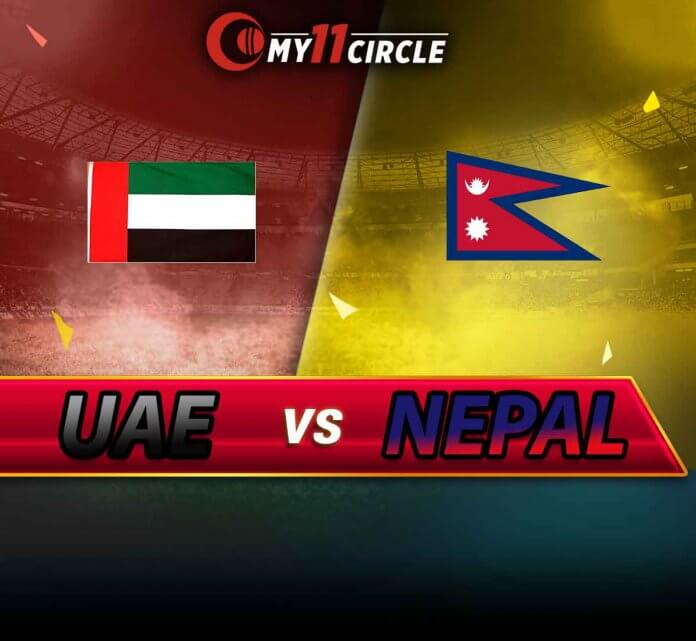 UAE vs Nepal U19 Asia Cup 2019 Match prediction