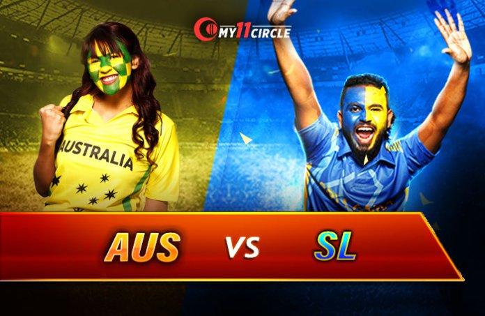 Australia vs Sri Lanka, 2nd T20I: Match prediction