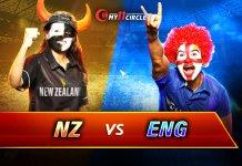 New Zealand vs England, 2nd T20I