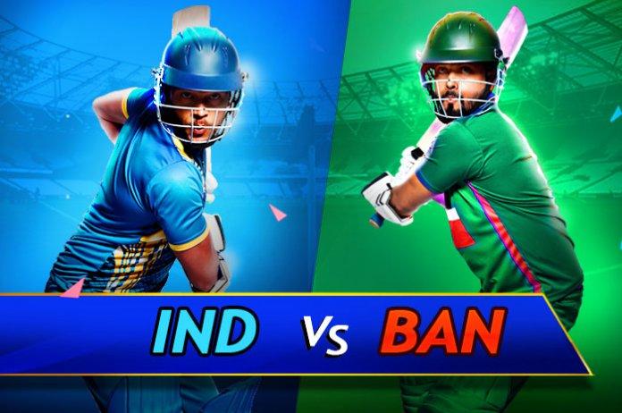 India vs Bangladesh, 1st T20I