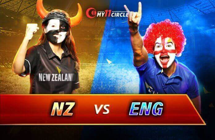 New Zealand vs England, 1st Test: Match Prediction