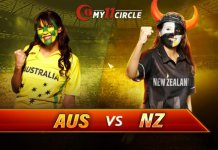Australia vs New Zealand, 2nd Test Match