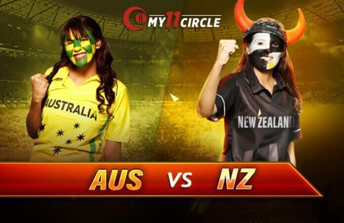 Australia vs New Zealand, 2nd Test Match