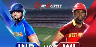 India vs West Indies, 1st T20I Match Prediction