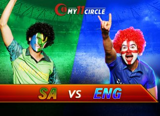 South Africa vs England 1st Test Match