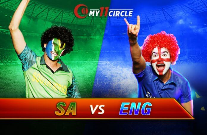 South Africa vs England 1st Test Match
