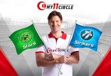 Stars vs Strikers: Match Prediction