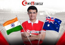 India vs Australia 3rd ODI Match
