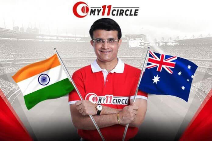 India vs Australia 3rd ODI Match
