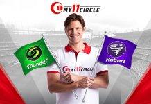 Thunder vs Hurricanes: Match Prediction