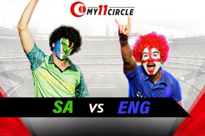 South Africa vs England, 4th Test: Match