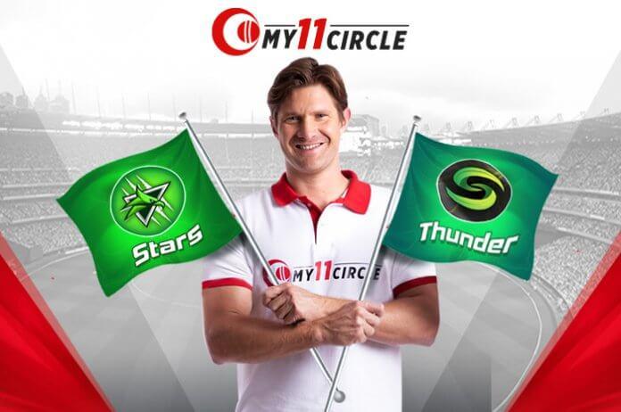 Stars vs Thunder: Match Prediction