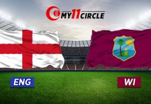 ENG vs WI 1st test