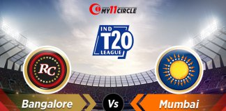 Bangalore-vs-Mumbai Indian t20 league