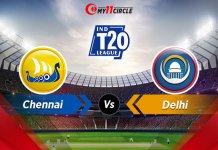 Chennai-vs-Delhi predication