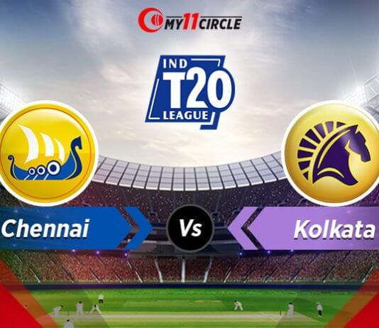 Chennai-vs-Kolkata t20 league