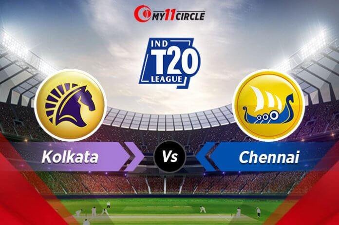 Kolkata-vs-Chennai t20 league
