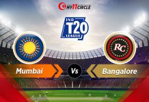 Mumbai-vs-Bangalore t20 league