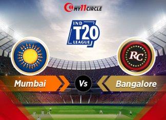 Mumbai-vs-Bangalore t20 league