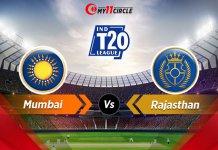 Mumbai-vs-Rajasthan t20 league
