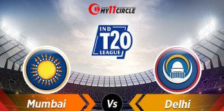 Mumbai vs Delhi, Indian T20 League
