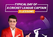 TYPICAL DAY OF A CRICKET LEAGUE CAPTAIN: 5 LESSONS