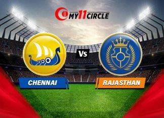 Chennai Vs Rajasthan Match Prediction