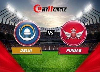 Delhi Vs Punjab Match Prediction