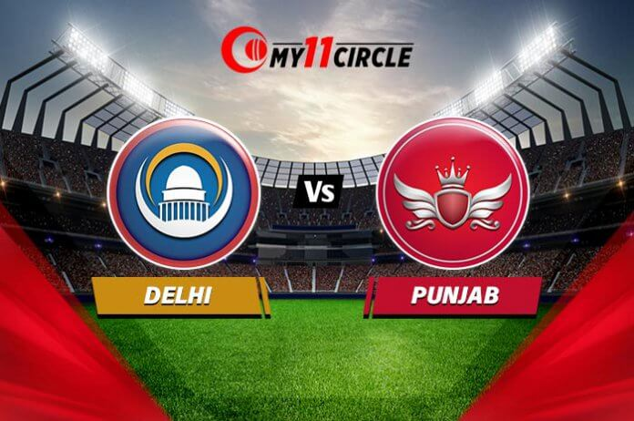 Delhi Vs Punjab Match Prediction