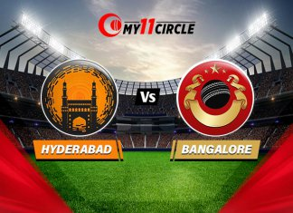 Hyderabad vs Bangalore