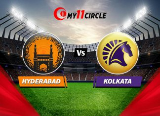 HYDERABAD-VS-KOLKATA