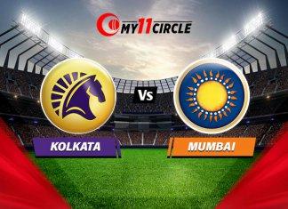 Kolkata vs Mumbai