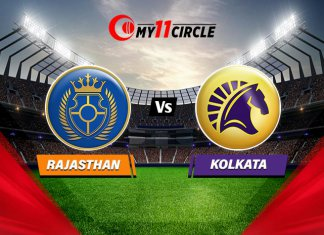 Rajasthan vs Kolkata Match Prediction