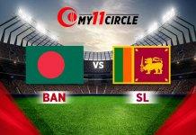 Bangladesh-vs-Sri-Lanka ODI Match Prediction