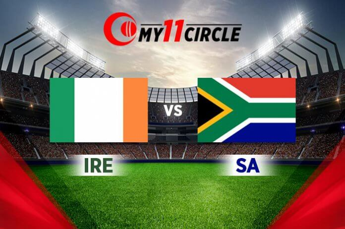 Ireland vs South Africa, 2nd T20I Match Prediction