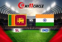 Sri Lanka vs India Match Prediction