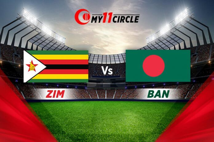 Zimbabwe vs Bangladesh Test Match Prediction