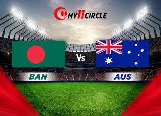 Bangladesh vs Australia Match Prediction