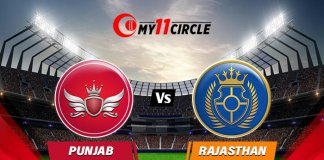 Punjab vs Rajasthan Tdoay's match prediction