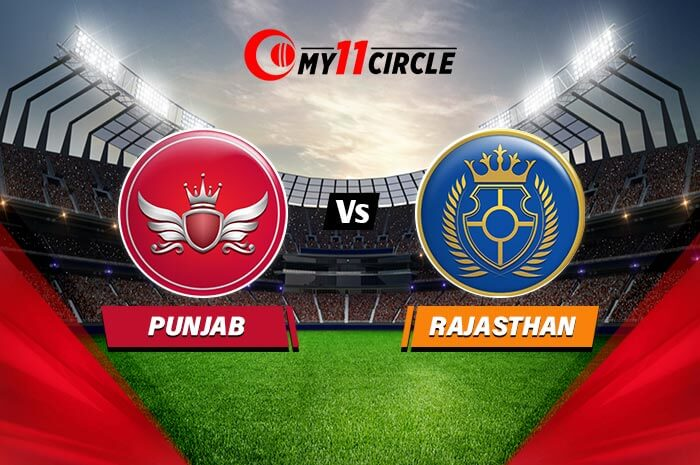 Punjab Vs Rajasthan