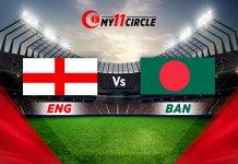 England vs Bangladesh, T20 World Cup 2021: Today's Match Prediction