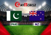 Pakistan vs New Zealand, T20 World Cup 2021