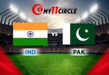 India vs Pakistan, T20 World Cup 2021